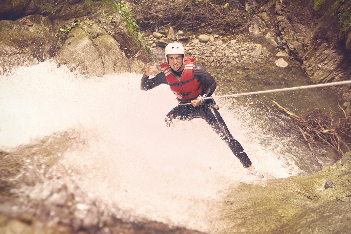 Canyoning - Canyoning is an action packed adrenaline fuelled day, one to remember forever and the perfect occasion for the thrill seeking Stags. This is not one for the faint hearted or timid swimmers! For those who can hack it, it will be a fantastic experience! Bond and bawl as you take the plunge, if you dare!