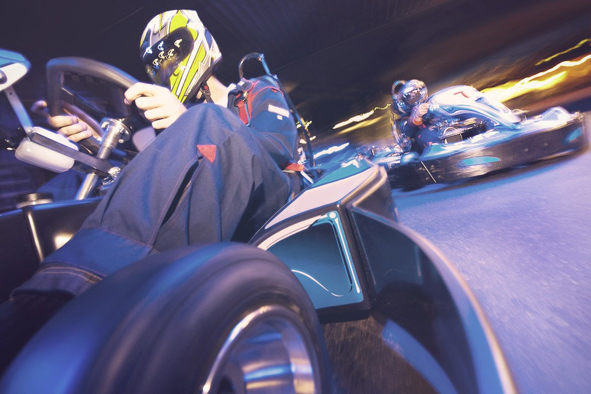 Go Karting - Show off your driving skills here without the inconvenience of national speedlimits getting in the way. Put your Mario karting skills to the test but please leave the banana skins at home. Go karting is always a crowd pleaser, you are bound to have a great time!