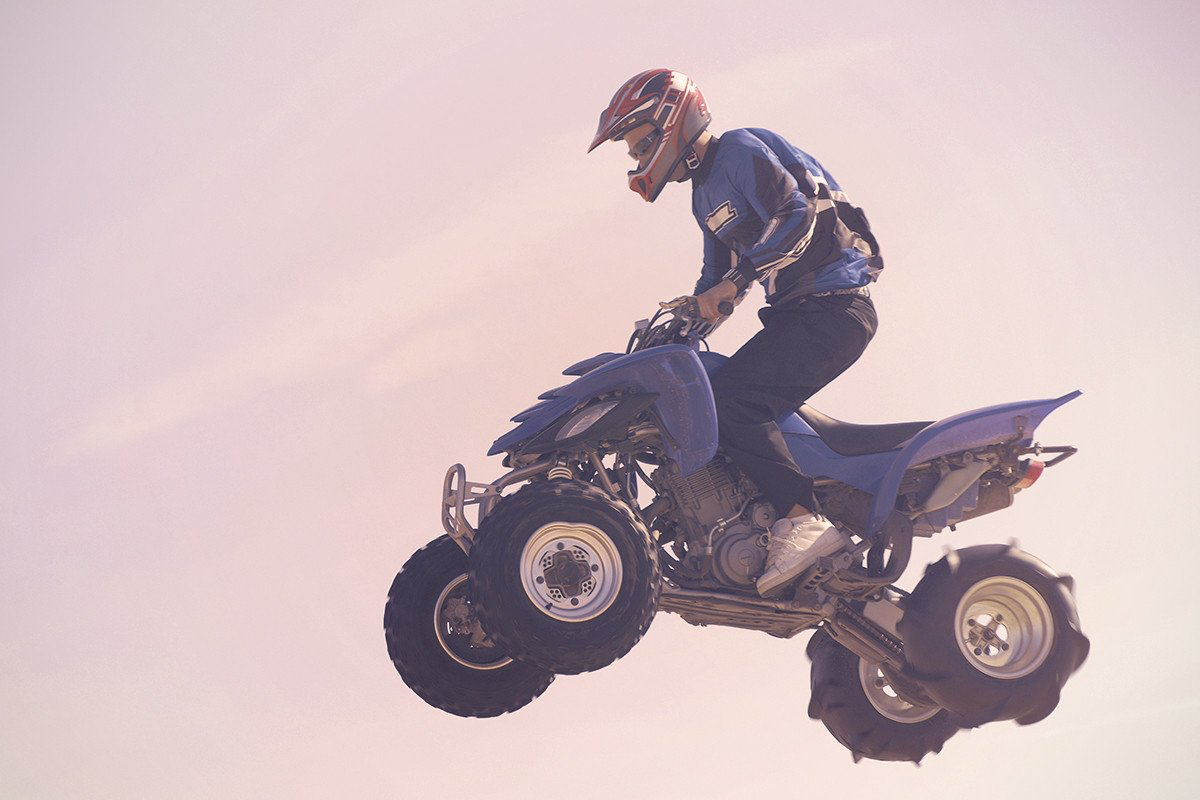 Quad Biking - A seriously adrenaline fuelled activity that's sure to have your heart racing as you burst through mud, race over slopes and dodge the dips. No experience necessary with these easy to handle motors thanks to the great instructors. You are sure to have a blast with this one!