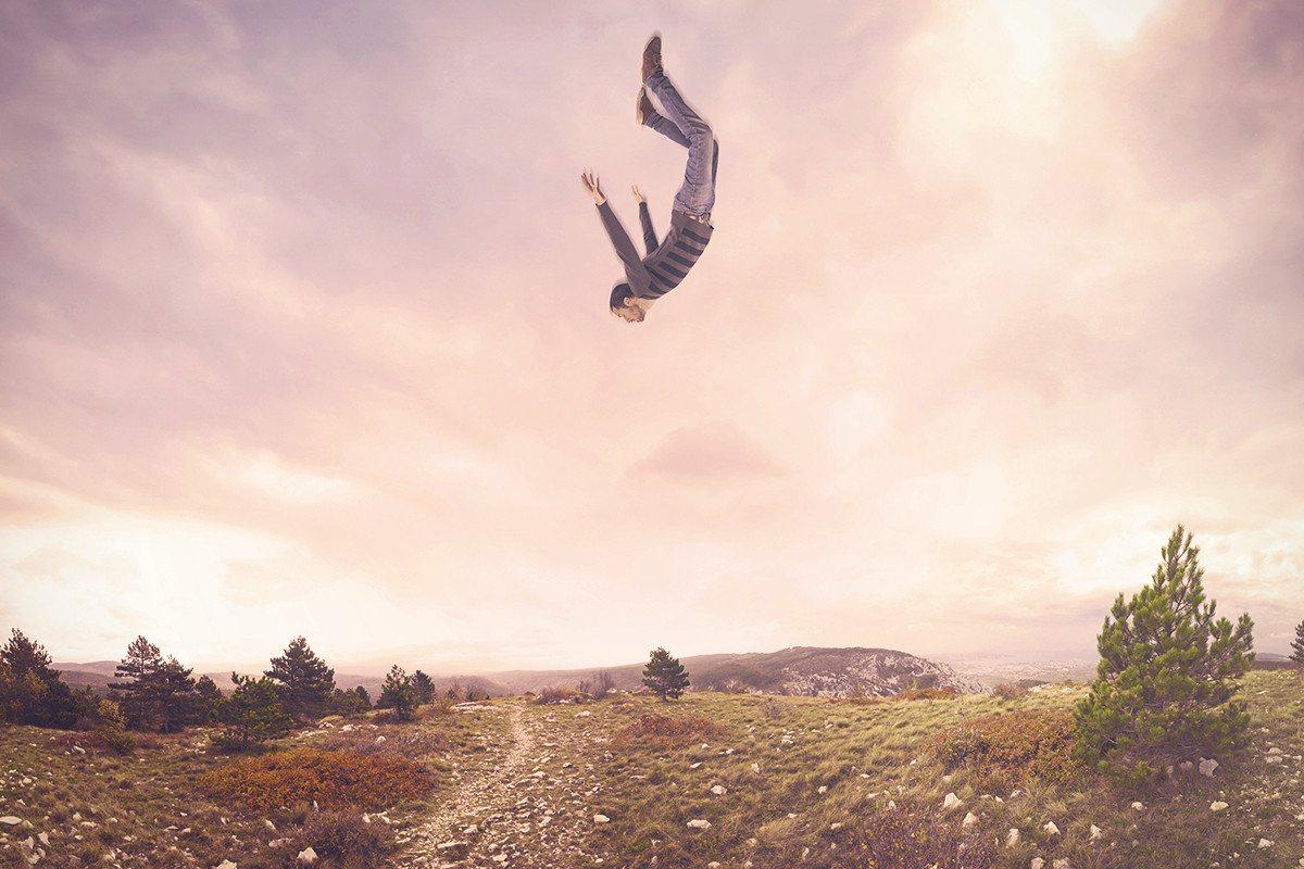 Free Fall Simulator -