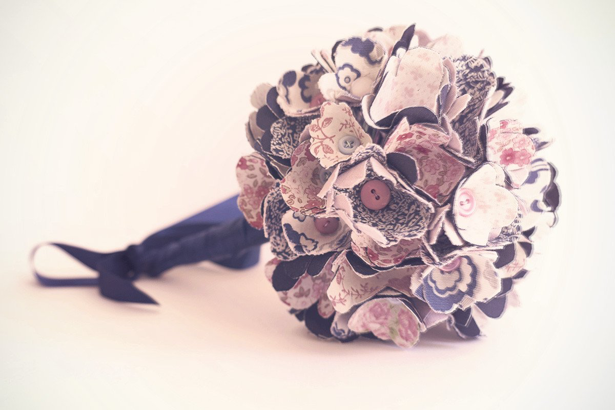 Boquets and Buttonholes - Make the bride's bouquet with all the hens contributing. Work together to make various textile flowers for your bouquet. You can even make your bridesmaids' flowers or corsages, and buttonholes for the gents. Bring this hen party to your own venue or we can supply the venue!Further Info:A fantastic treat for the bride-to-be, an everlasting bouquet created by her nearest and dearest. We'll work with you to select fabrics based on the wedding theme and colour scheme. You can even select particular flowers you would like to make. We can inspire you with lots of beautiful fabrics, buttons, and different flower templates and show you how to make them from fabrics and wire. Everyone will work together to make the bouquet, but also get the opportunity to make a matching brooch, buttonhole, or hair accessory. The whole group will have a fantastic keepsake from the hen party and the bride-to-be gets a special item to treasure forever