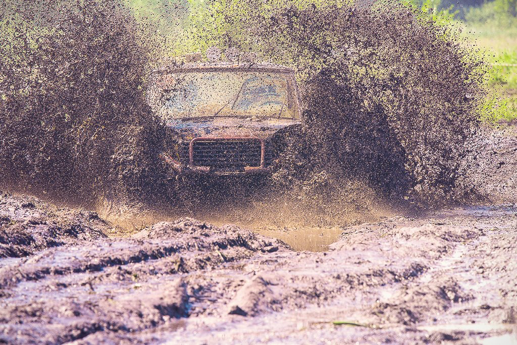 4x4 Off Road Driving -