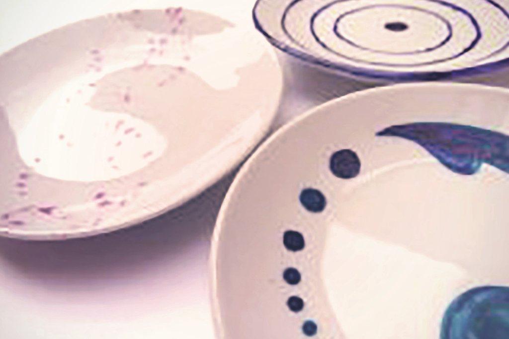 Ceramic Painting Workshop -