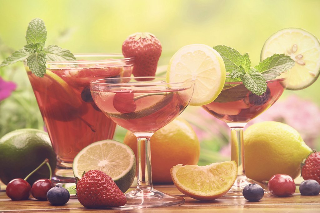 Cocktail Making -