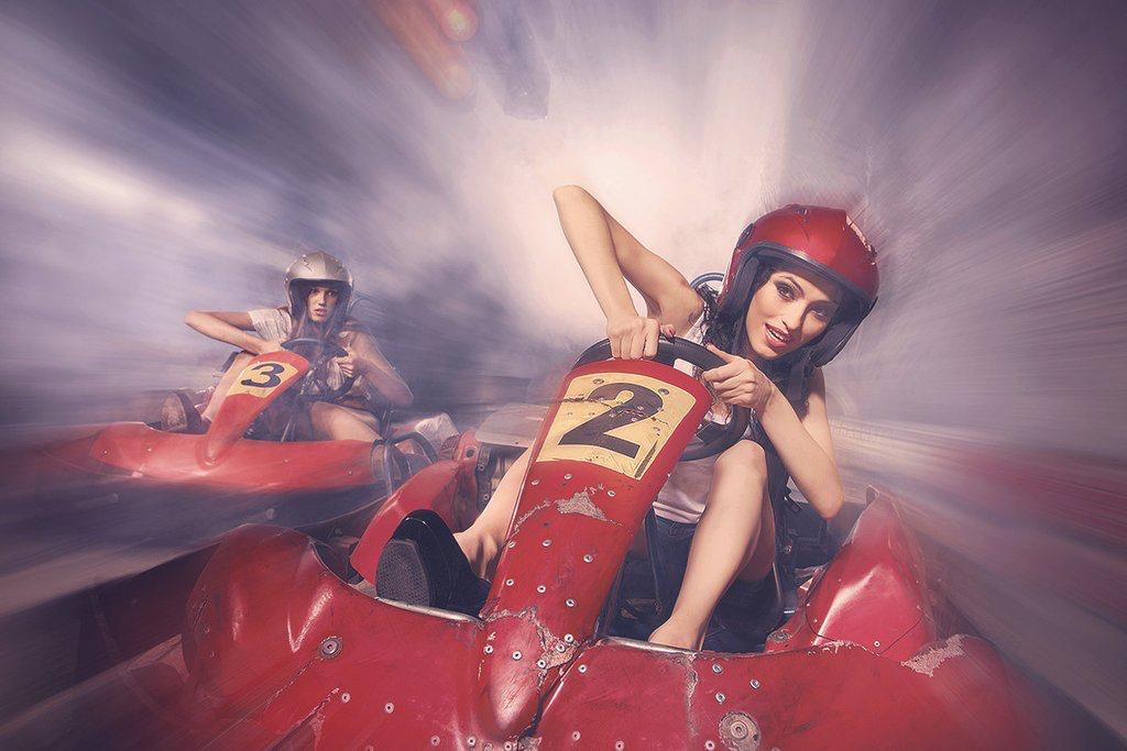 Go Karting -