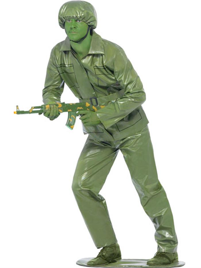 Toy Soldier - Size:Chest: 38-40