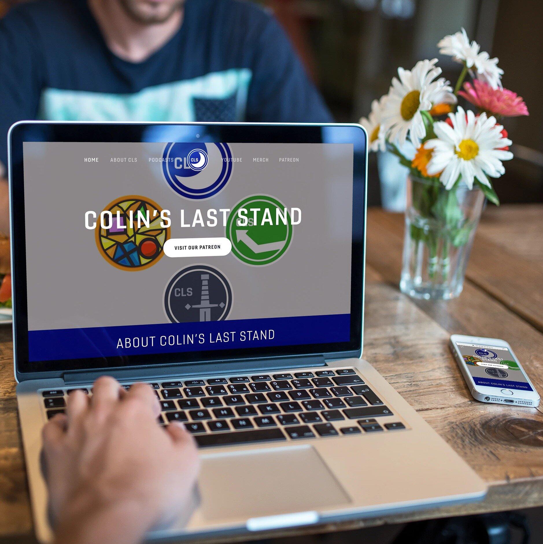 Colin's Last Stand