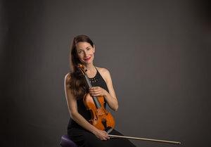 Alice Blankenship - Concertmaster