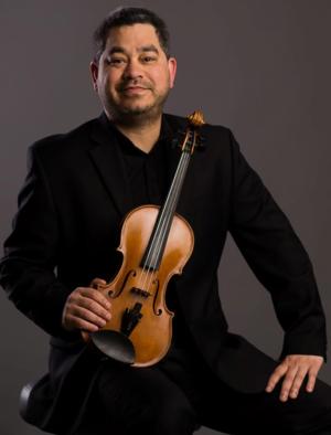 Stephen Chong - Violin