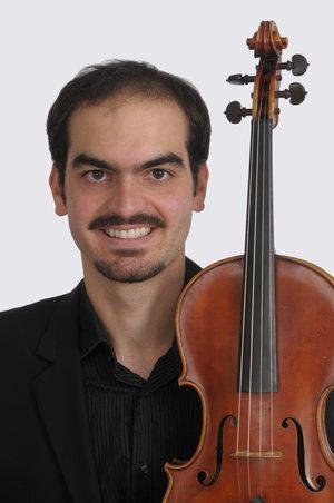 Arnaud Ghillebaert - Principal Viola