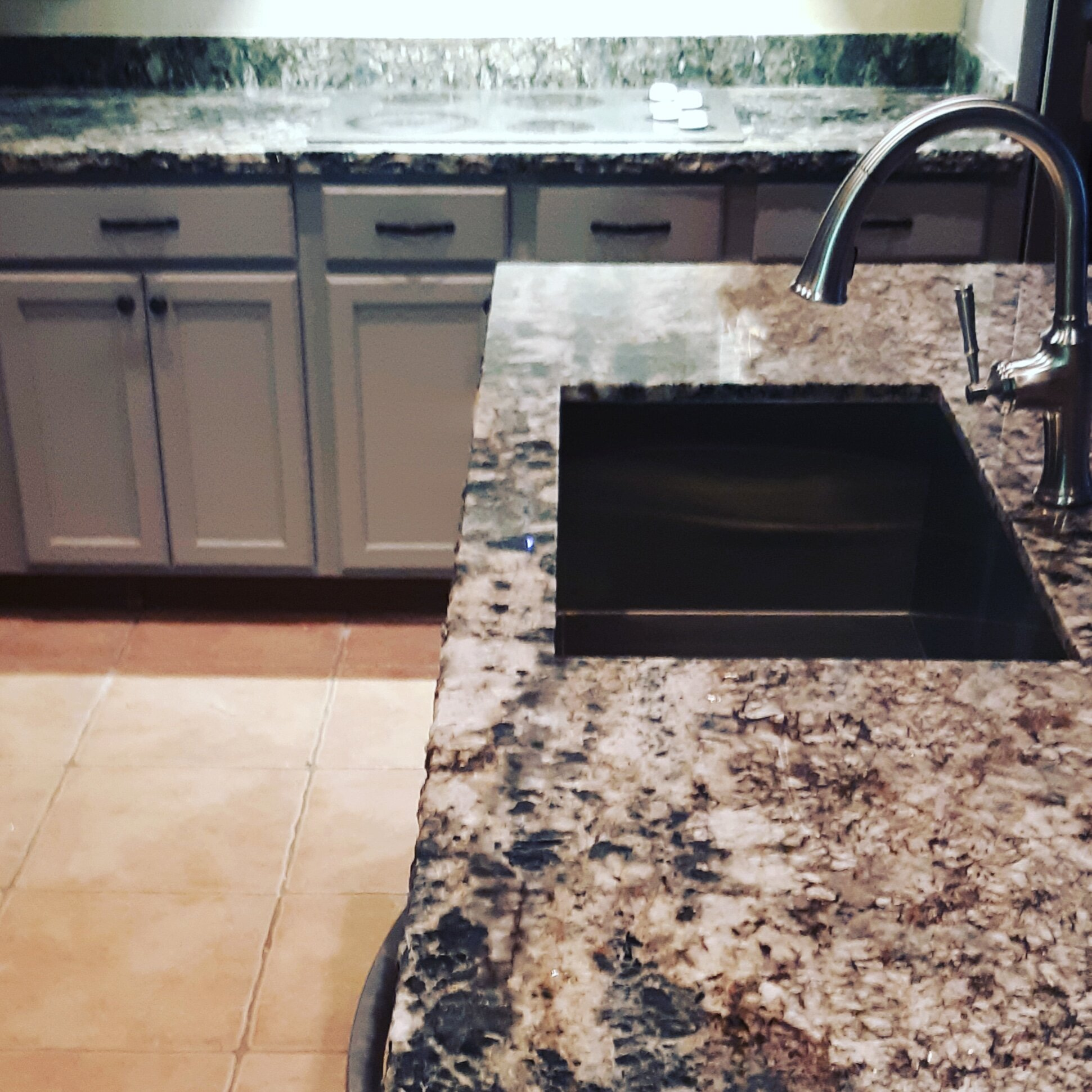 Granite Countertops - Are you thinking about getting new countertops? Replacing your existing countertops with Granite can be a great way to enhance the Beauty in your home while also showcasing your own personal style. Adding Granite countertops can also be a great investment for rental properties, investment properties or just aging place residents. . With over 200 different colors to choose from, finding the right fit for your kitchen or bathroom has never been easier.