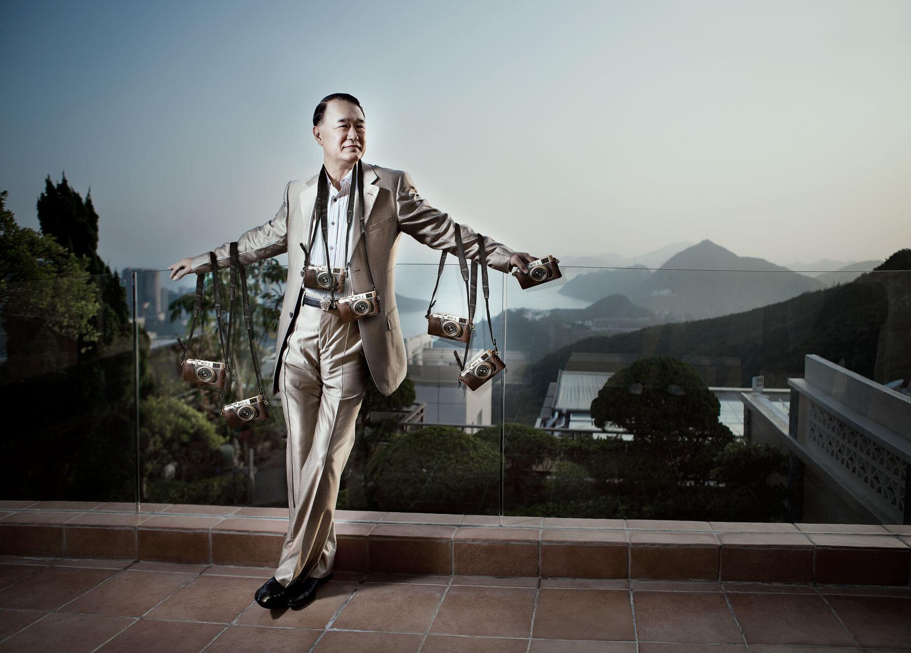 Dr Sun President Fuji.jpg