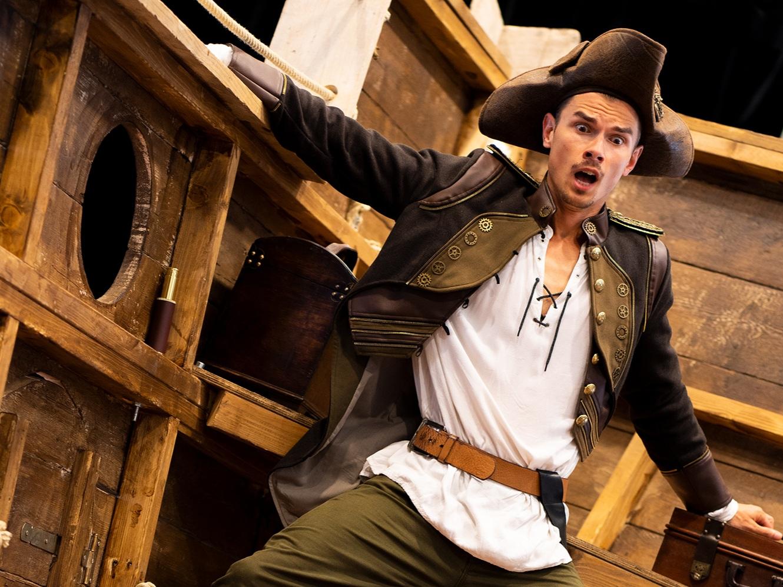 - het grote piratenavontuur (2017/18)