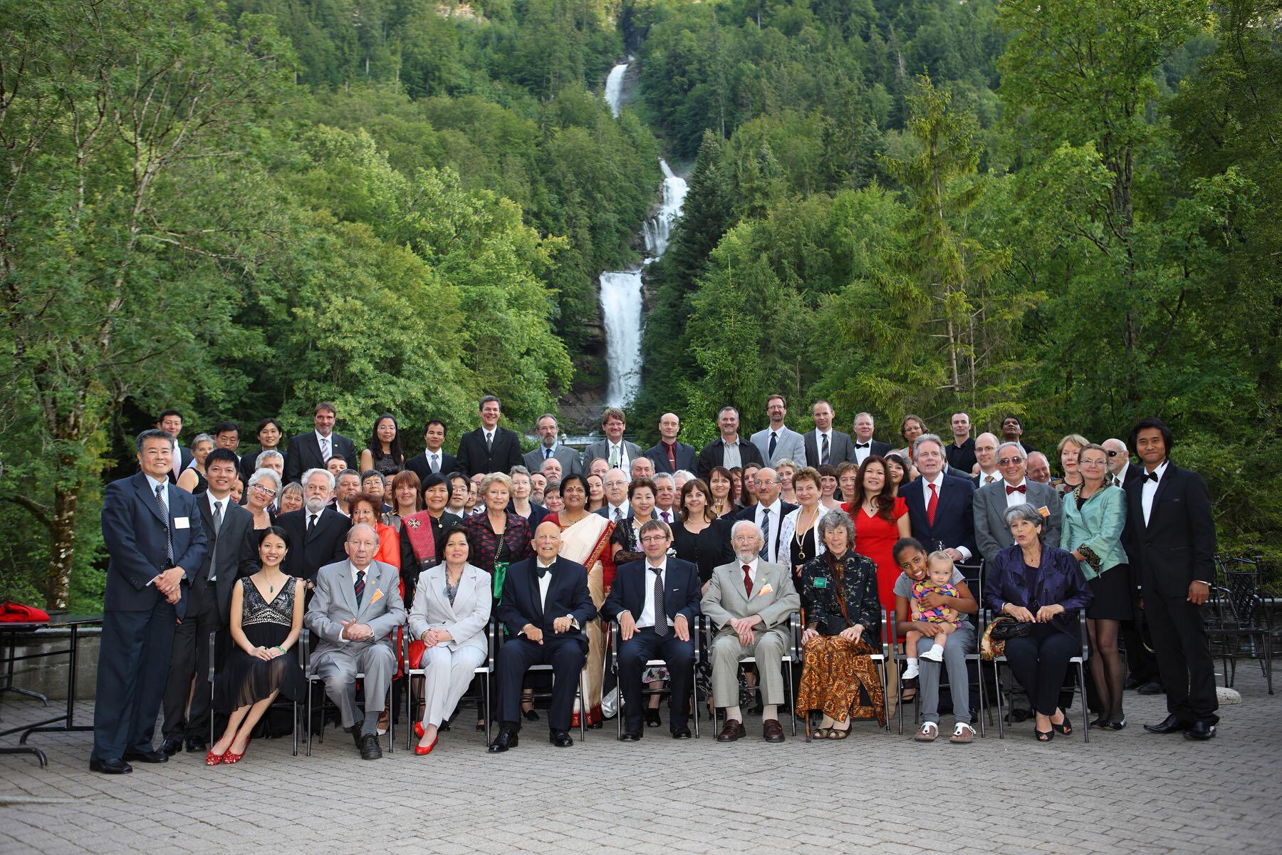 IGC conference in Interlaken, Switzerland in 2011. Photo: Christian von Faber-Castell