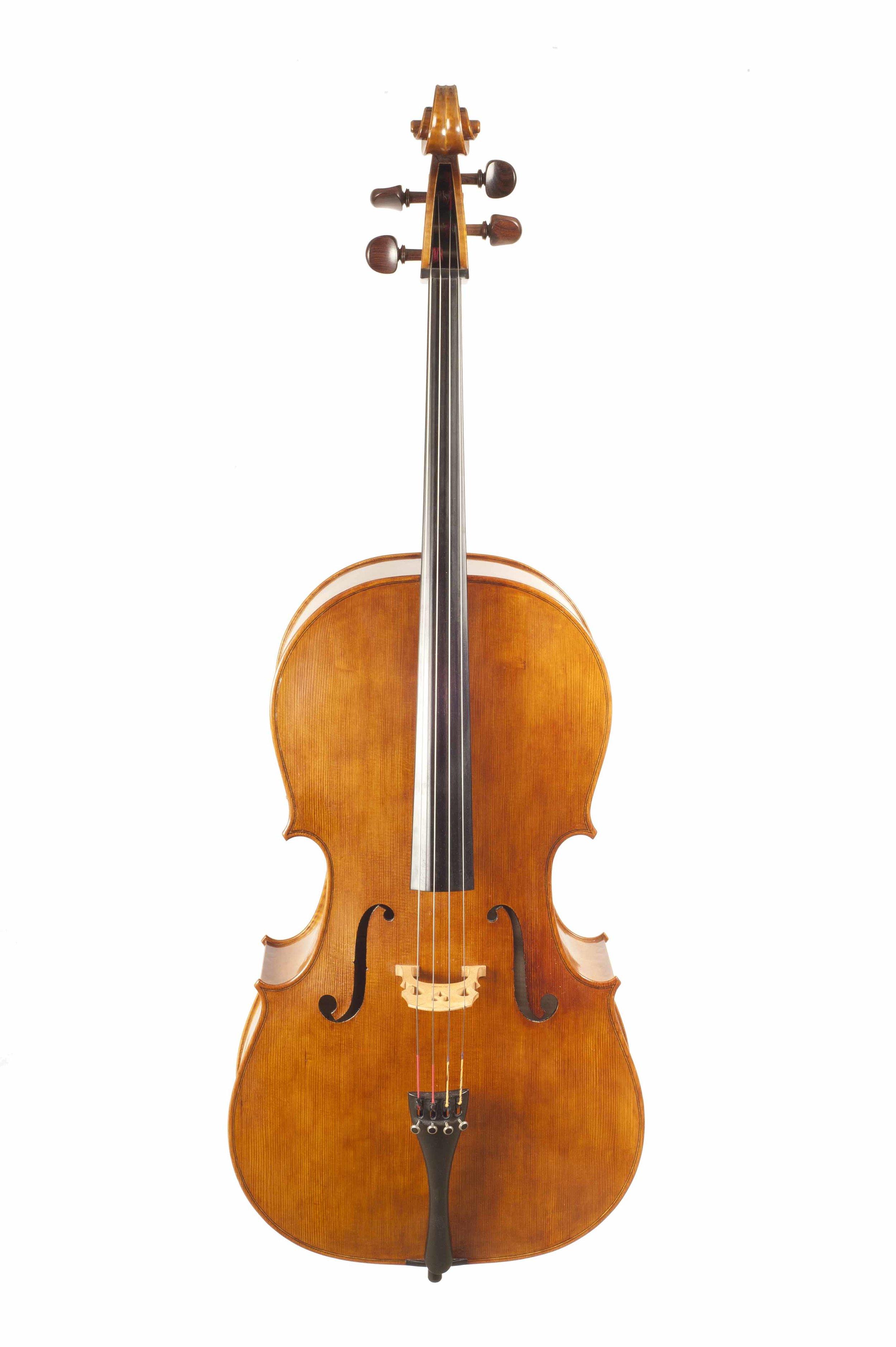 Cello Strad 1726 Front