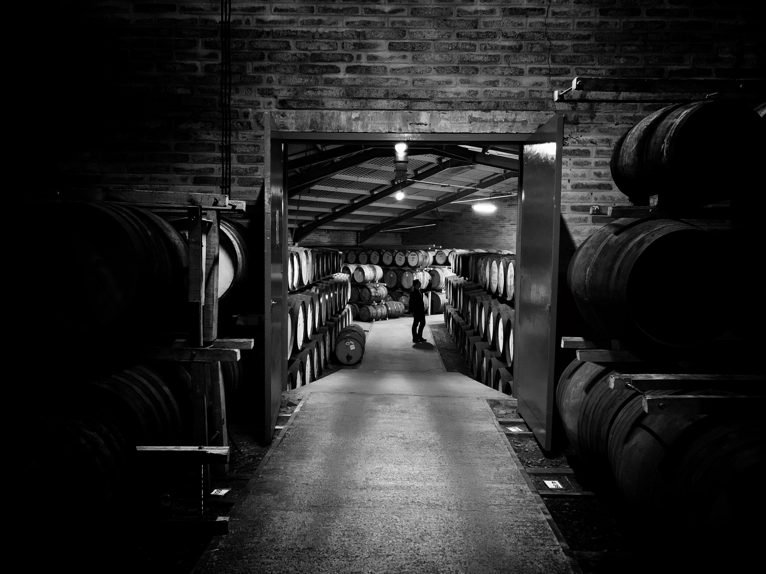 SEARCHING FOR TREASURE - We travel throughout the year to search through warehouses and cellars for exceptional casks to share with our whisky friends. For us, good whisky is not good enough. We want to find the extraordinary.