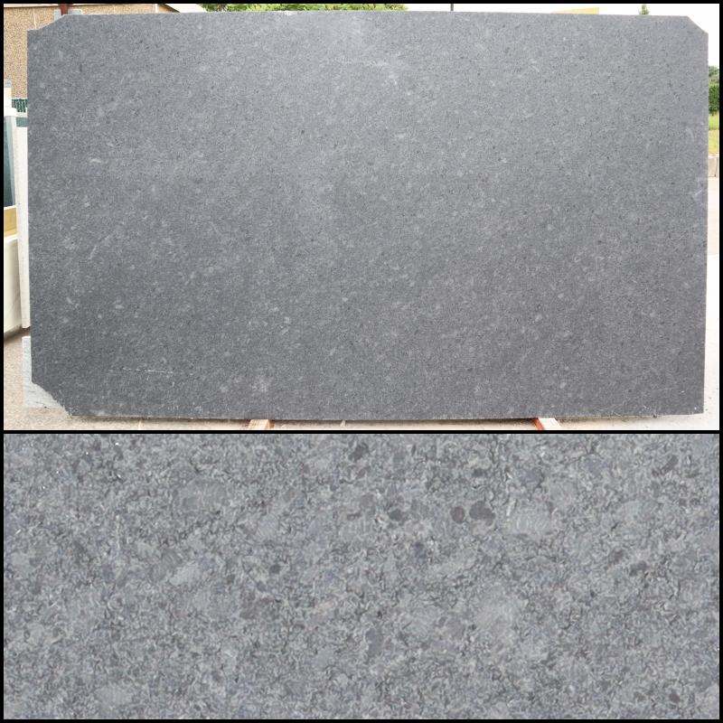 Steel Grey - Finish: LeatheredThickness: 3CMStone Type: GraniteCost: $Origin: IndiaApplication: Indoor/Outdoor