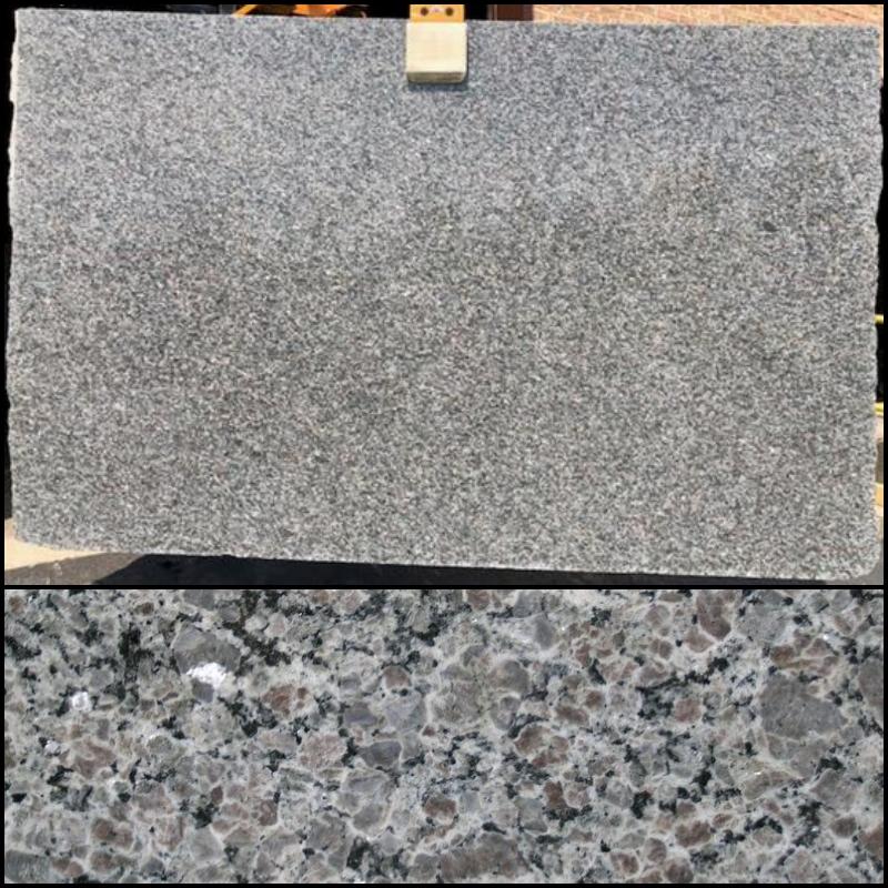 New Caledonia - Finish: PolishedThickness: 3CMStone Type: GraniteCost: $Origin: Canada & BrazilApplication: Indoor/Outdoor