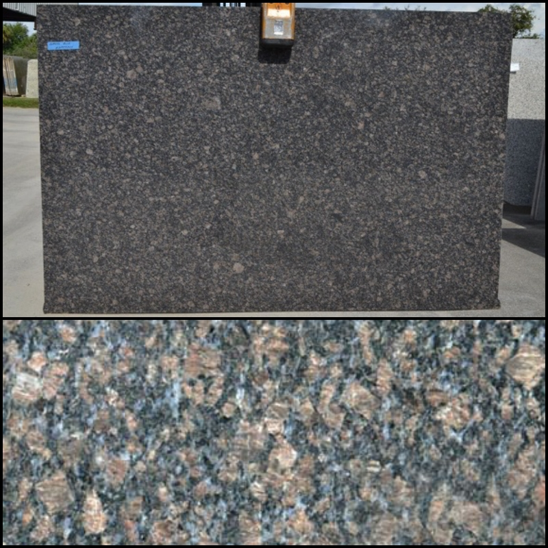 Sapphire Blue - Finish: PolishedThickness: 3CMStone Type: GraniteCost: $Origin: IndiaApplication: Indoor/Outdoor