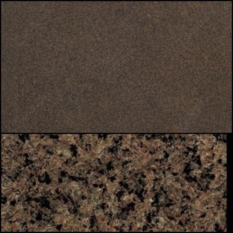 Tropical Brown - Finish: PolishedThickness: 3CMStone Type: GraniteCost: $Origin: Saudi ArabiaApplication: Indoor/Outdoor