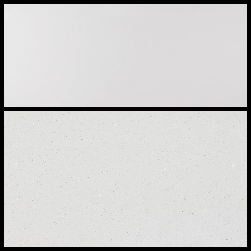Q-MSI Stellar White - Finish: PolishedThickness: 3CMStone Type: QuartzOrigin: ChinaCost: $Application: Indoor (Not recommended for fireplaces)