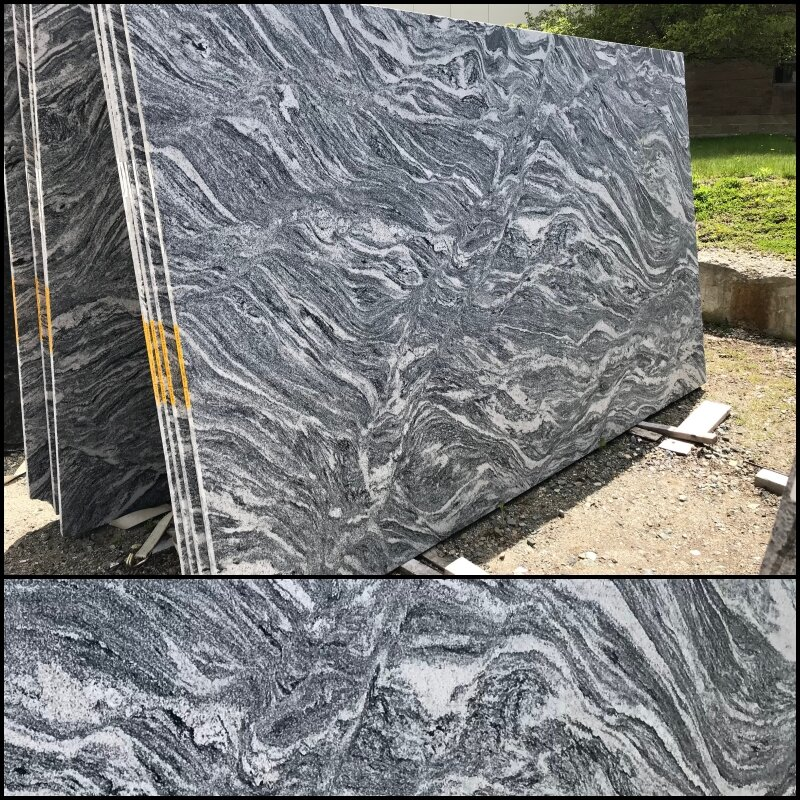 Viscount White - Finish: PolishedThickness: 3CMStone Type: GraniteCost: $$Origin: IndiaApplication: Indoor/OutdoorButton to OTHER JOBS WITH THIS MATERIAL