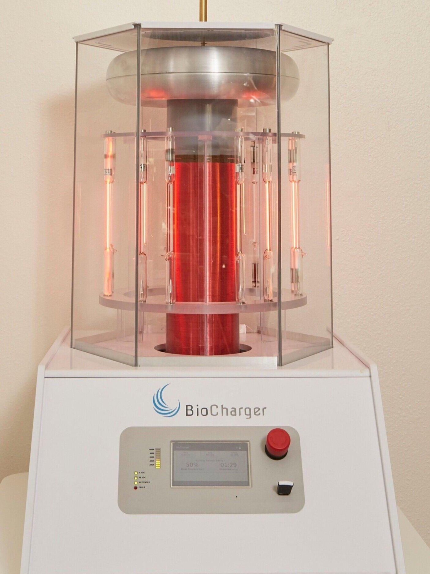 Biocharger -