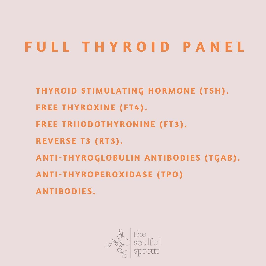 Comprehensive Thyroid Testing To Get The Answers You Need The