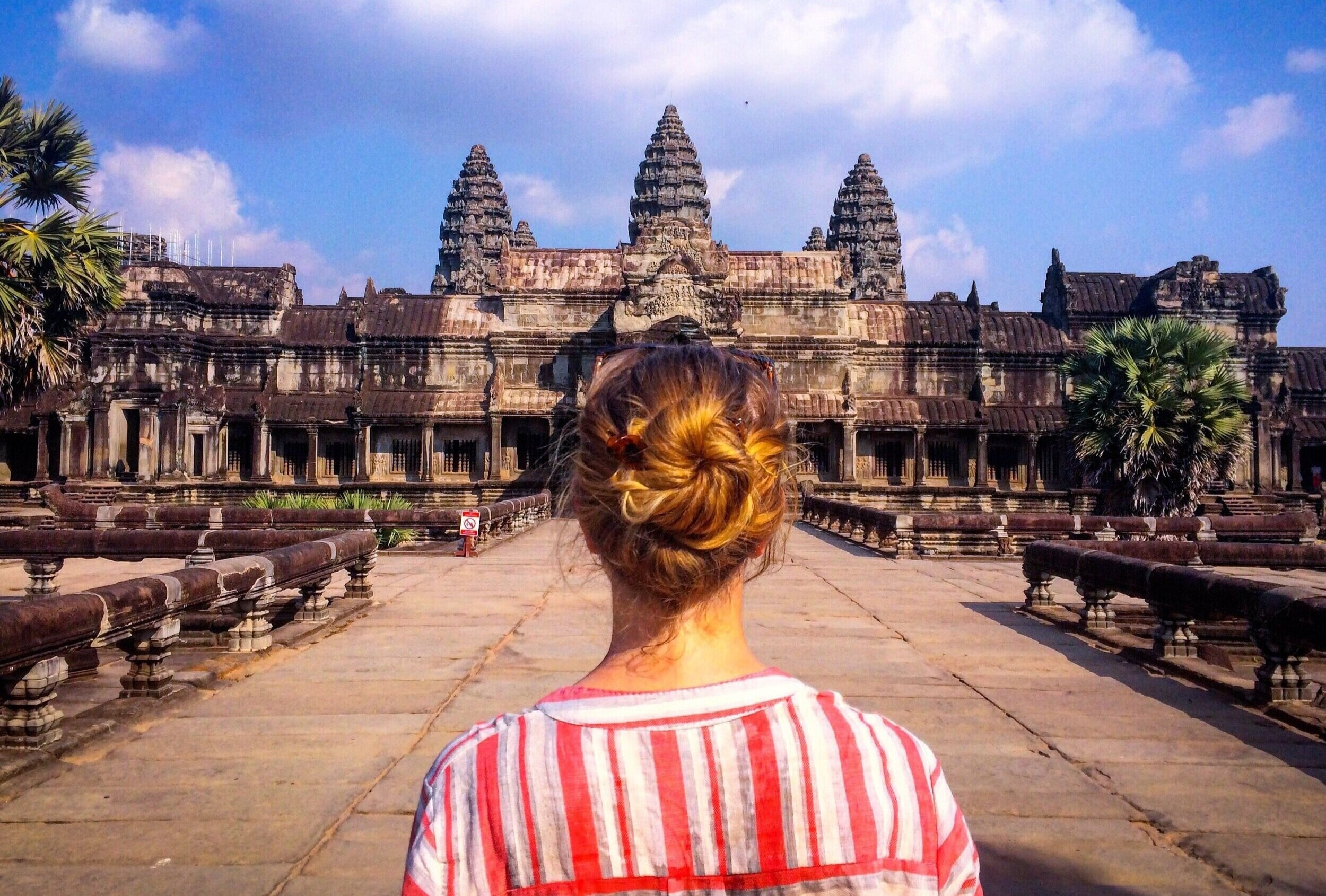With us you will explore the world! - Unique destinations, coding, free time for swimming, diving, boating and many more activities. Live the life of a digital nomad. Change your life and be part of the Code Adventure!Find out more about who we are and what CodeAdventures Cambodia is all about.