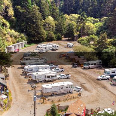 Caspar Beach Rv Park And Campground