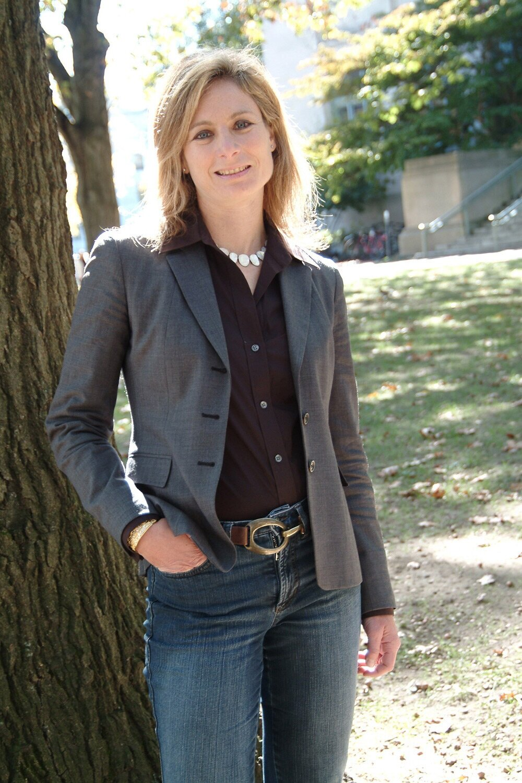 Lisa Randall, Harvard University (Stern Magazine)