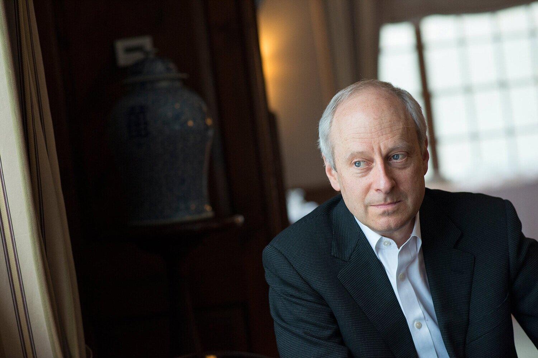 Professor Michael Sandel, Harvard University (Stern Magazine)