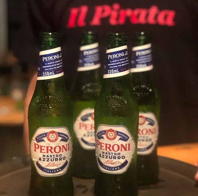 No need to dream of Italian summers any longer because the longer Hawke's Bay days are here and It couldn't be a more perfect evening to open a cold Peroni.  Who is joining us? 🍻☀️