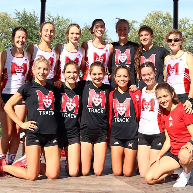 MCGILL OPEN - THE MARTLETS DEFEND THEIR TITLE 🥇  Amazing performances yesterday! The Martlets came first (23 points) with the five scoring athletes coming in the top-10. Great job girls!🔥⬇️ 🥇 - Elizabeth Hirsch (14:30) 🥈 - Chloe Gregoire (14:48) 6th - Sandrine Veillette (14:53) 8th - Mary Hnatyshyn (15:03) 9th - Brianna Mendes (15:16)  On the men's side, big congrats to freshman Henry Wellenstein , who surprised everyone with a 7th place in 19:56! 🔥💪 RESULTS ⬇️ https://www.trackie.com/track-and-field/Results/2019-mcgill-open-cross-country-meet/7660/  PHOTOS (credits to Louis-Olivier Brassard) ⬇️ - 4K (women) : https://photographie.loupbrun.ca/mcgill-open-2019/index.php… - 6K (men) : https://photographie.loupbrun.ca/mcgill-open-2019/index.php… . . @mcgillathletics