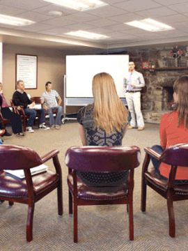 At Phoenix Recovery Center, we have given thousands of clients the tools to live a joyful sober life, by offering effective and intimate treatment while under our care.  Your main focus will be on early recovery from drug and alcohol addiction. Group counseling is the primary treatment method used. This will allow you to learn from others who are going through similar circumstances and gain support while listening and sharing. Individual sessions will be provided when appropriate. Near the end of your treatment, you will receive an individualized Continuing Care Plan specific to your needs.