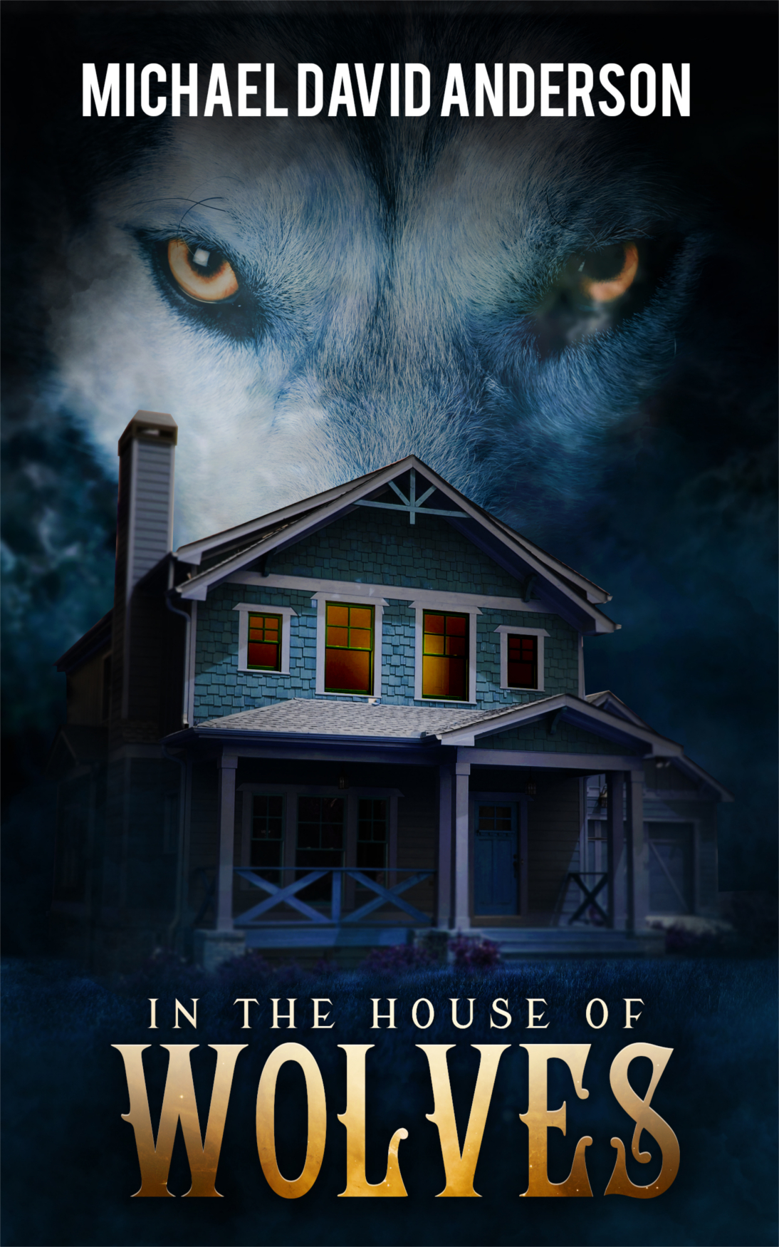 Something happened…   Axl Wolf, son of Stephen and Samantha Wolf, dies under mysterious circumstances. His mother remembers nothing of that fateful night and spends six months in an institution. Stephen lives in their new home—a house with a sordid history—with only the family dog Merlyn for company.   Something has changed…   Samantha comes home to a life she no longer understands and begins to witness bizarre phenomena within the house she cannot explain.   Something has waited…   And it will do everything in its power to destroy everything they know and hold dear…