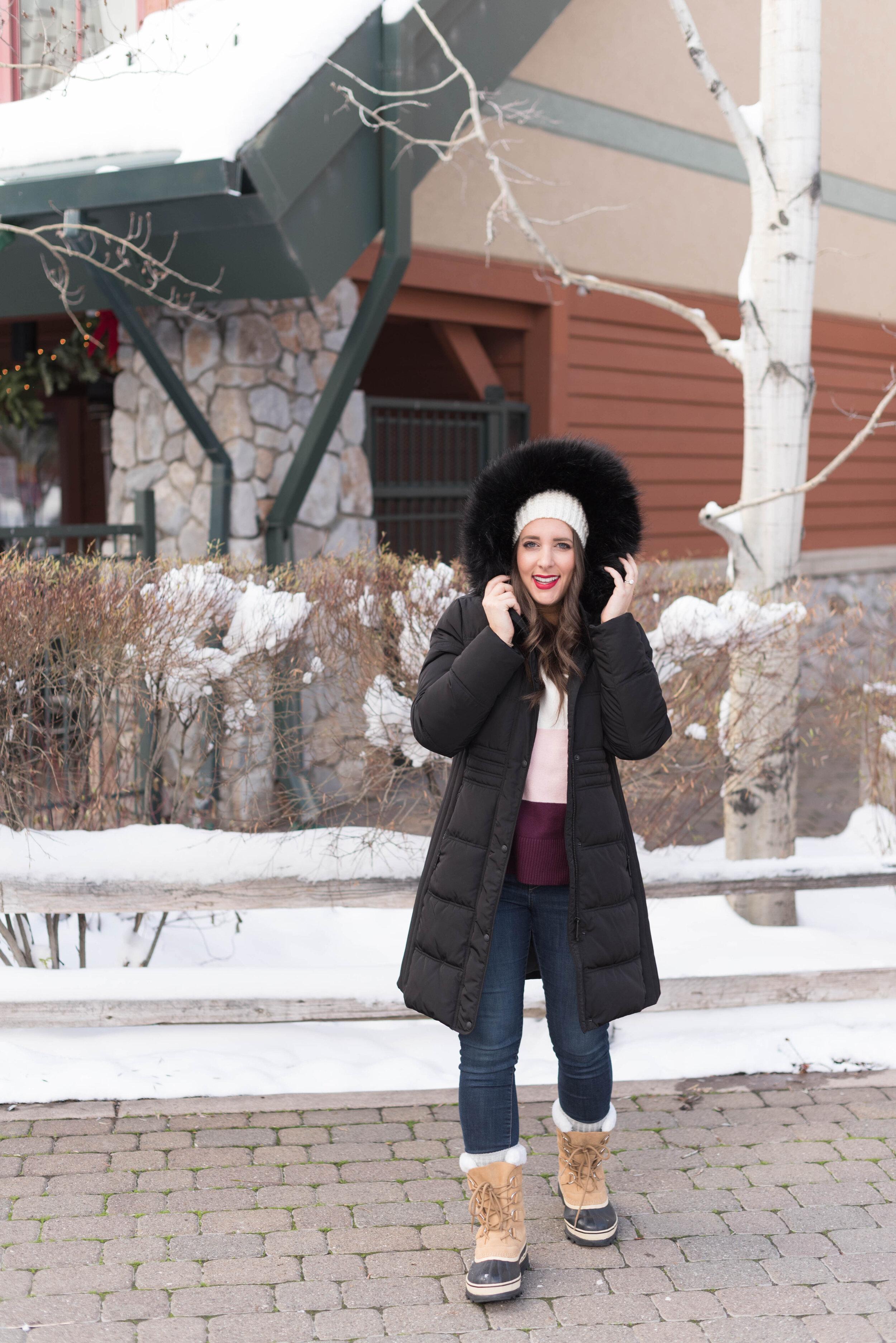 Winter Snow Outfits — Allison Hutchinson