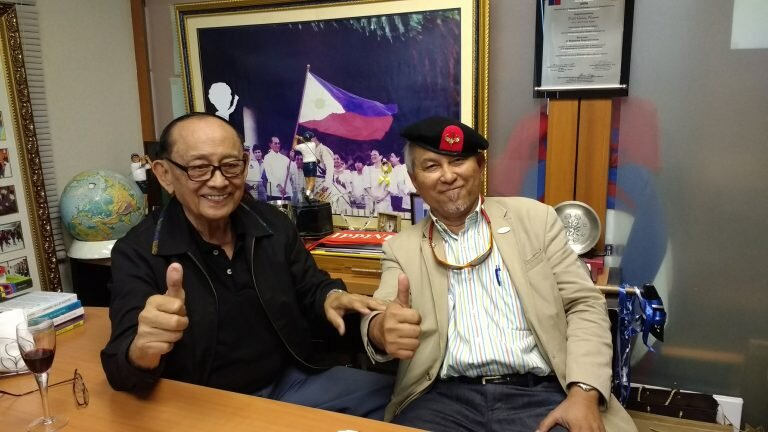 Fidel V. Ramos    President of the Philippines, 1992-1998     Honorary