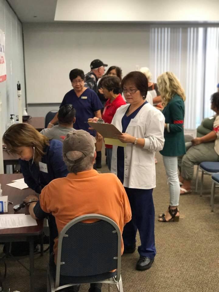 Domestic - Health Fair for Veterans