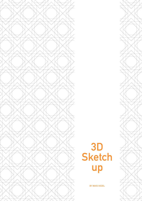 3D sketch-up