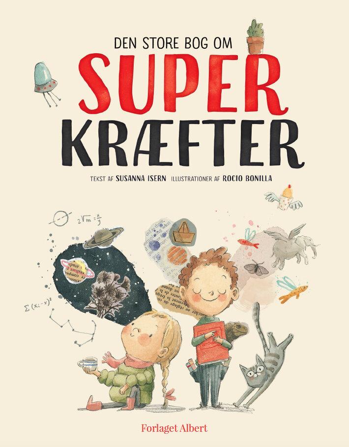 PÅ VEJ (12/11): Superkræfter