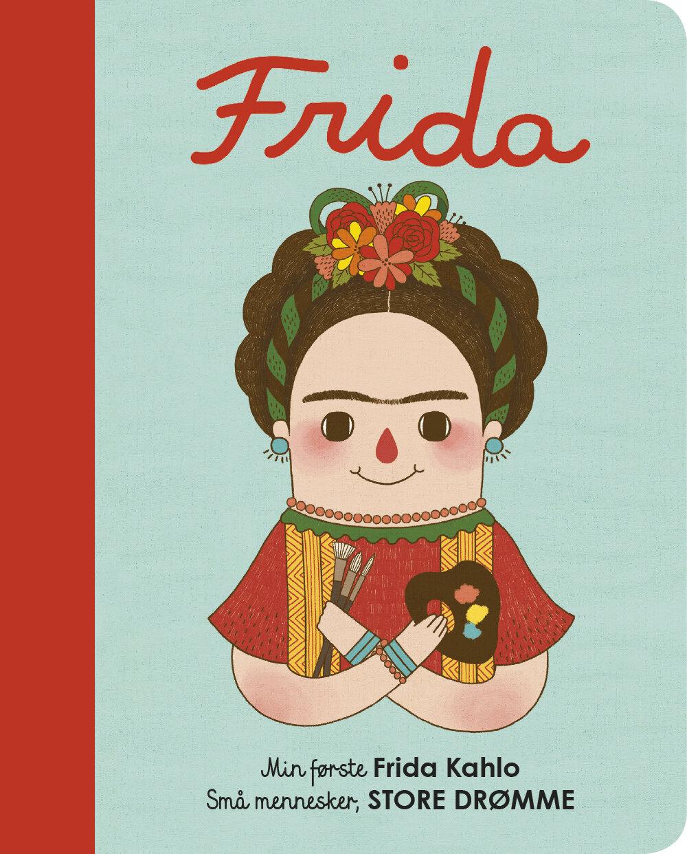 Min første Frida Kahlo