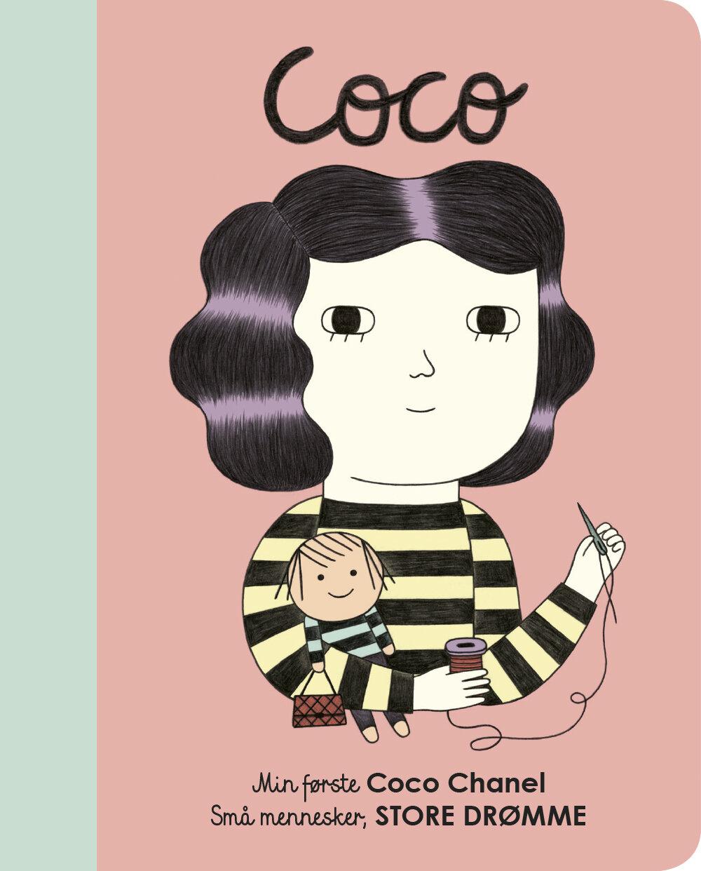 Min første Coco Chanel
