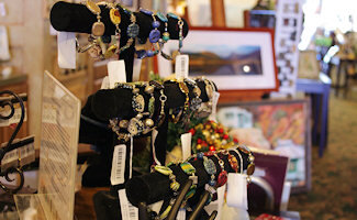 Browse through art galleries in downtown Marshall, featuring many local and national artists.