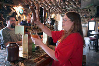 Dark Horse Brewing Taproom in Marshall is located nearby featuring a microbrewery with specialty beers, and changing bar menu.