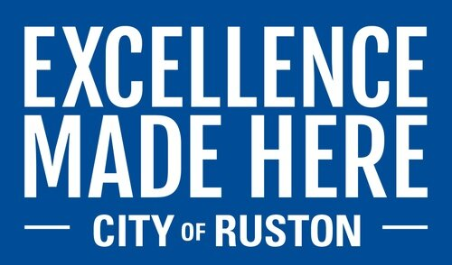 The City of Ruston proudly supports the Dixie.