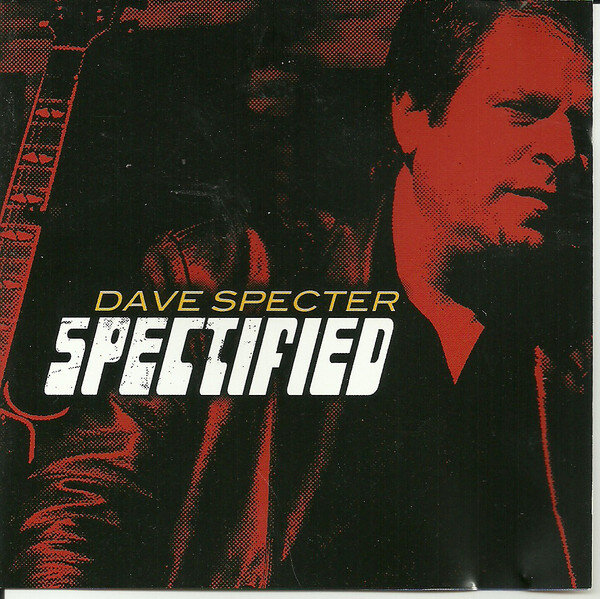 SPECTIFIED - Spectified is the ninth studio release from Chicago bluesman Dave Specter. This album showcases soulful originals infused with 3 classic blues favorites. Featuring special guest David Hidalgo from Los Lobos on Rumba & Tonic as well as The Bo' Weavil Brass on 4 tracks led by former Tower of Power trumpet man, Mike Cichowicz. Brother John Kattke and Pete Benson share the keyboard chair, with the rock solid rhythm section of Harlan Terson and Greg Wyser-Pratte laying down the grooves - thick and blue. Latin percussionist Victor Garcia also makes a guest appearance on two tracks.