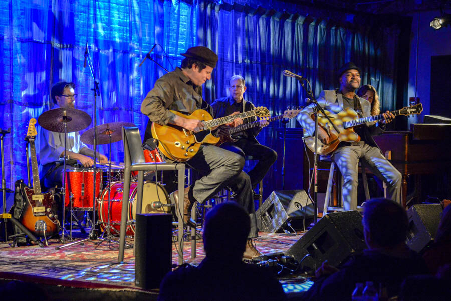 Adventures in Guitar w/Bobby Broom. Photo: Harvey Tillis
