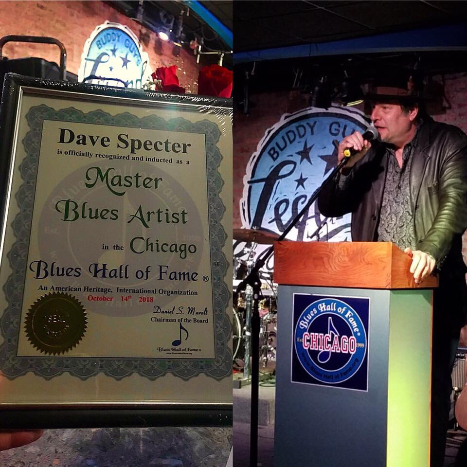 2018 Chicago Blues Hall of Fame