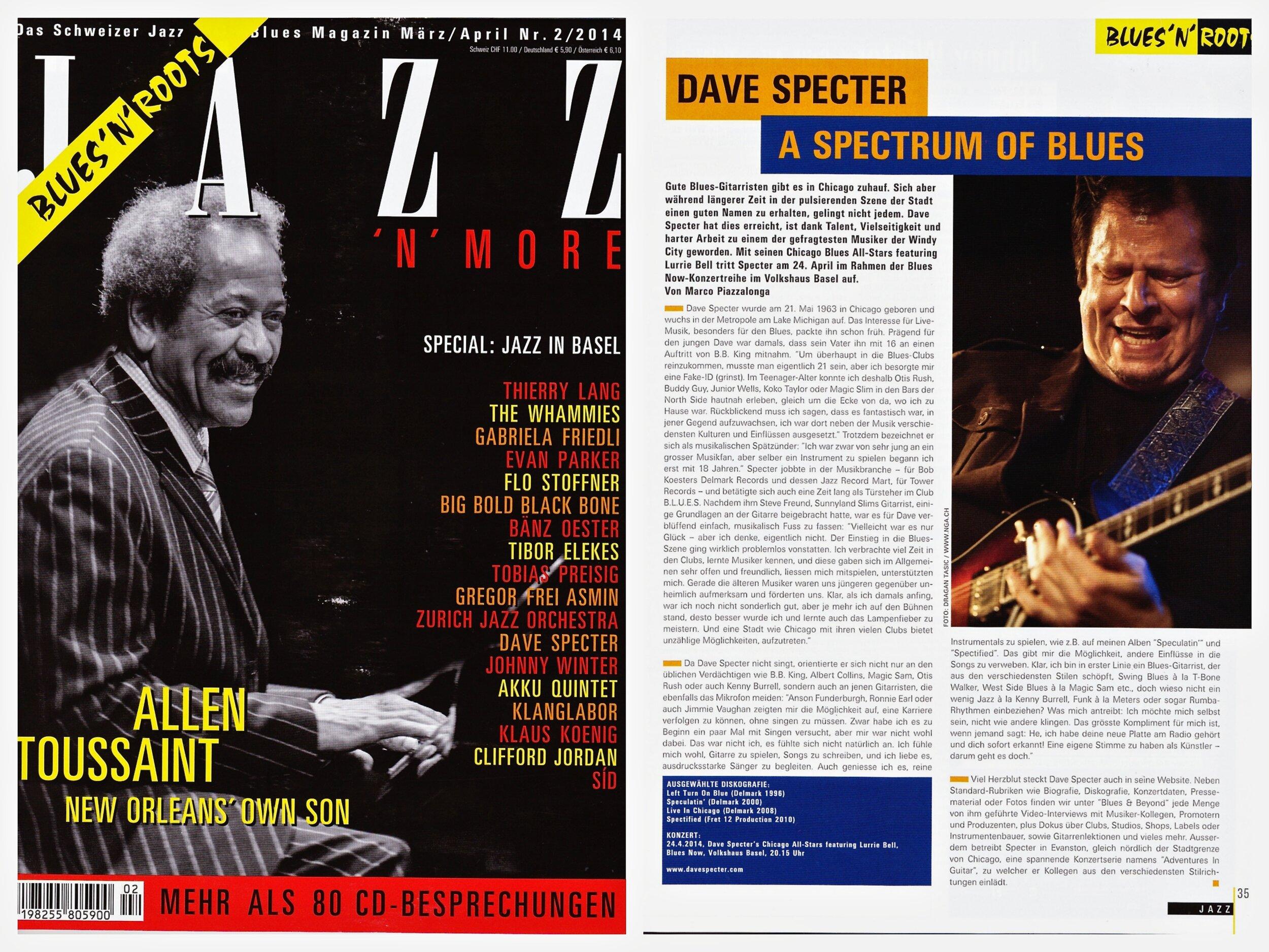 Jazz N'More Feature Article.jpg